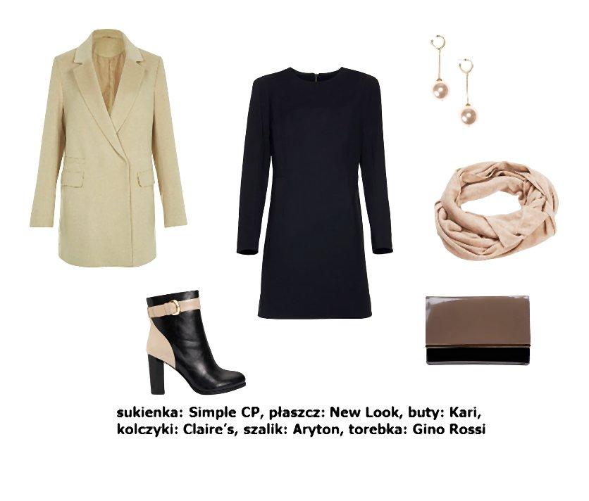 b13065b54b DRESS UP! Najmodniejsze sukienki na jesień - Modny Żakiet
