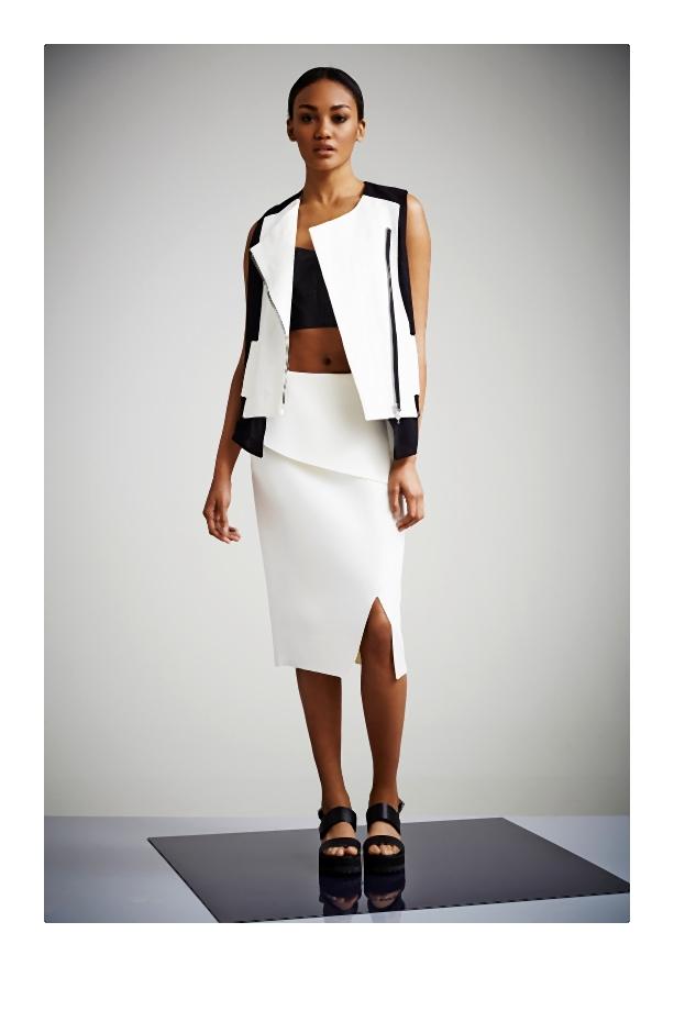 Moda na sezon wiosna lato 2014. Pomysły na stylowe wdzianko.