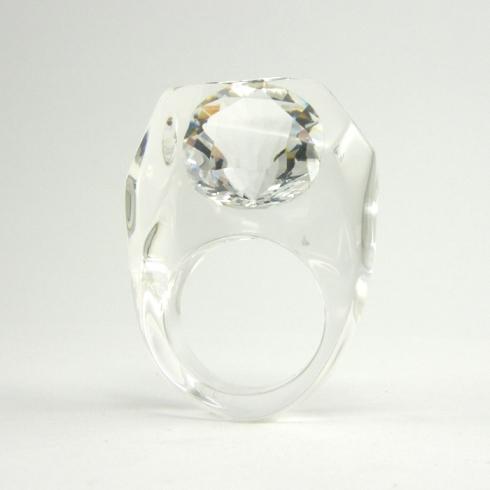 Sylwia Całus pierścionek