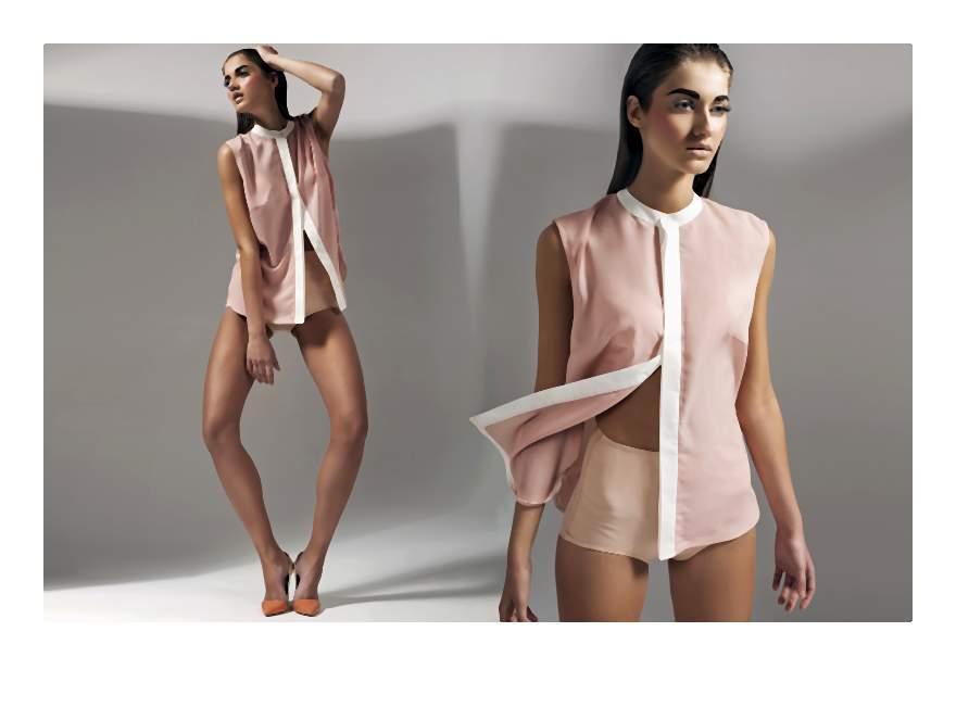 Elegancki minimalizm w kolekcji NIFE wiosna