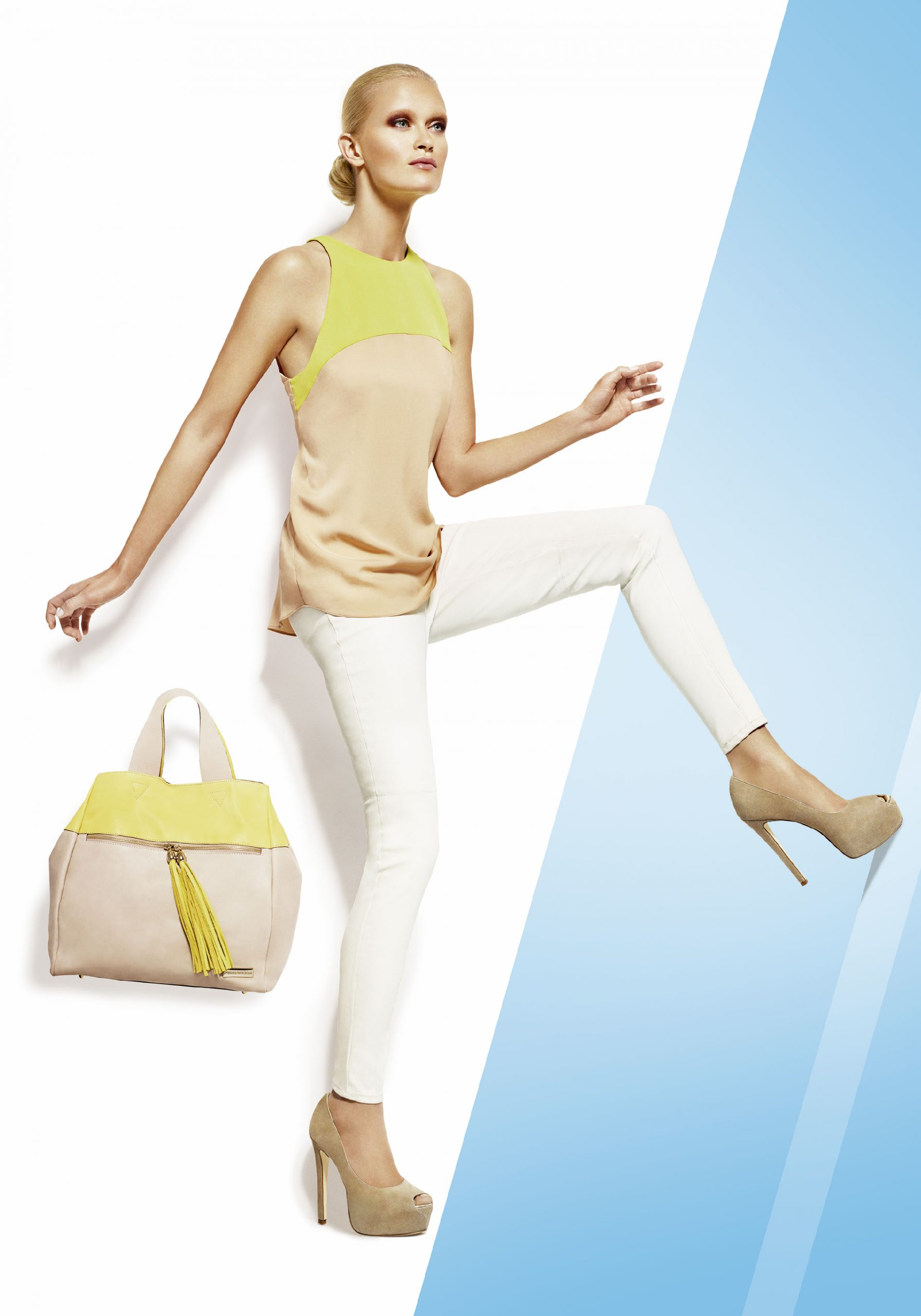 Cytrynowa żółć, delikatny piaskowy beż i odcienie bieli – wiosna właśnie nadeszła!