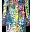 Moda niezwykla klasyczna, elegancko skrojonych ubrań wyjęta spod pędzla Jacksona Pollocka czy Pabla Picassa