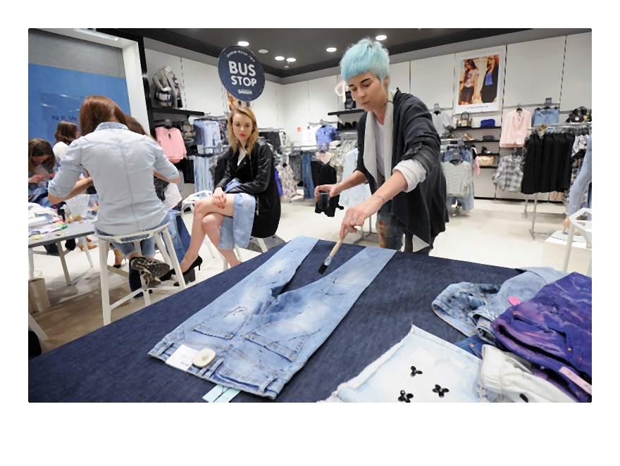Prezentacja dżinsowej kolekcji marki New Look, DiscoverDenim
