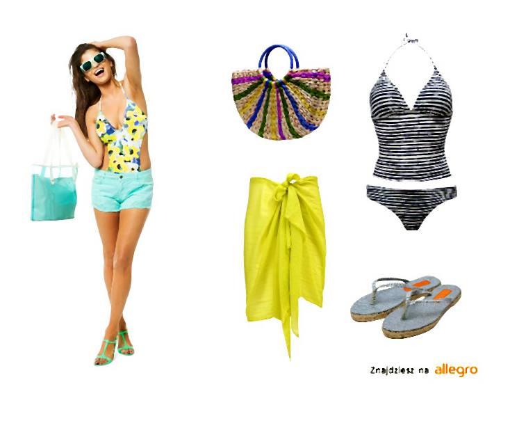 Letnie trendy zachęcają do zabawy barwami i printami, a tym sezonie najlepsze wydarzenia odbywają się na plaży!