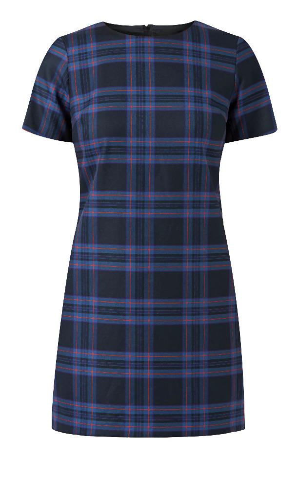 New_Look__24.99 Navy Check Slim Fit Tunic Dress-008-2014-07-16 _ 11_29_48-80