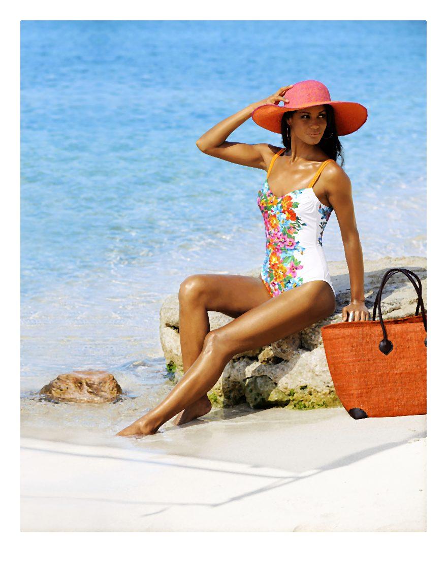 Stylizacja na plażę powinna być nie tylko wygodna, ale również modna