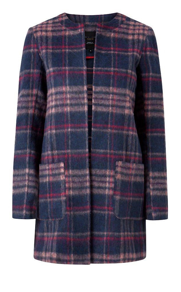L39.99 Premium Brushed Check Collarless Coat-006-2014-11-20 _ 12_35_41-80