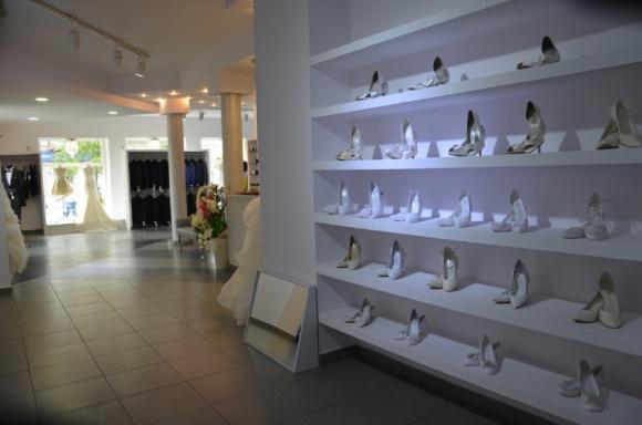 Dzień otwarty w salonie mody Couture