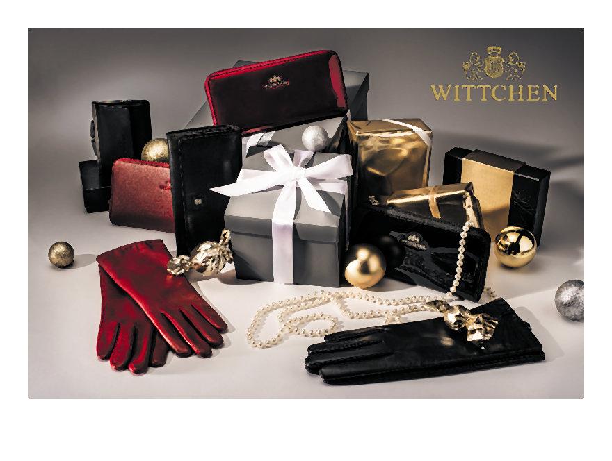 Portfele, rękawiczki i paski WITTCHEN