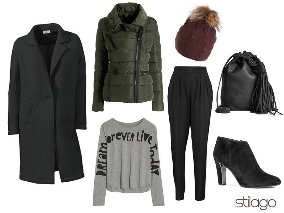 Slalomem przez zimową modę – Zimowy poradnik modowy