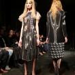 Gatta na pokazie Gosi Baczyńskiej podczas Paris Fashion Week 2015!