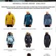Kolekcja odzieży marki Merrell na jesień i zimę 2015