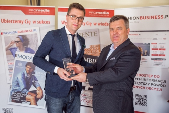 SONO IDONI z nagrodą Retail Marketing Awards