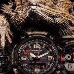 Limitowane G-Shock - Desert Camouflage w Time Trend