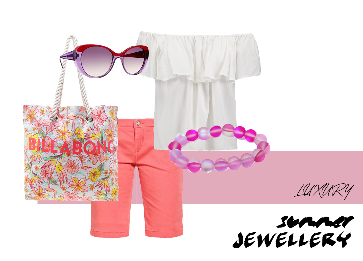 Plażowe trendy na lato/ Modnie, plażowo i kolorowo!