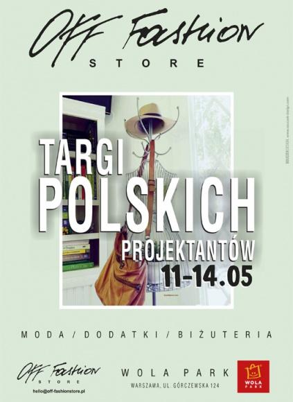 Majowa edycja targów mody w Wola Parku