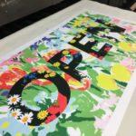 Projektant mody otwiera studio druku cyfrowego