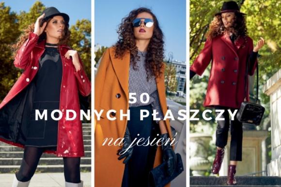"""Jaki płaszcz nosić tej jesieni? Przedstawiamy ponad 50 modnych propozycji Moda, LIFESTYLE - Fason, kolor i styl – te trzy elementy trzeba odpowiednio zgrać ze sobą, by w jesiennym płaszczu prezentować się stylowo oraz modnie. Jak to zrobić? Monika Przypkowska- stylistka magazynu """"Avanti"""" przygotowała kilka podpowiedzi."""