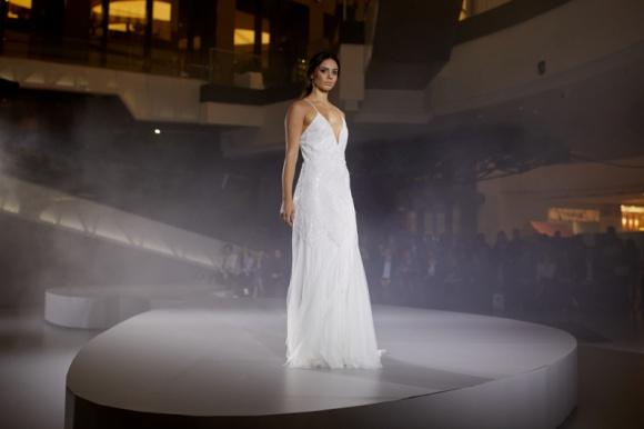 Ultranowoczesna kobiecość na wybiegu Fashion Industry Days
