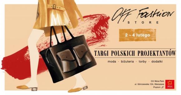 Moda dla warszawiaków na Targach Off-Fashion Store w Wola Parku