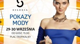 Pokazy Mody w Silesia City Center Moda, LIFESTYLE - Największe centrum handlowe na Śląsku będzie jeszcze bliżej mody. Weekend 29-30 września w Silesia City Center upłynie pod znakiem najnowszych trendów i kolekcji królujących w sezonie jesień-zima 2018.