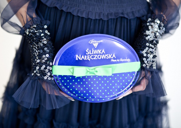 Śliwka Nałęczowska partnerem pokazu kolekcji Lidii Kality
