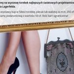 Niezwykła wystawa torebek vintage w Silesia City Center