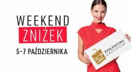 Jesień pełna gorących okazji, czyli Galeria Krakowska z akcją Szaleństwo zakupów