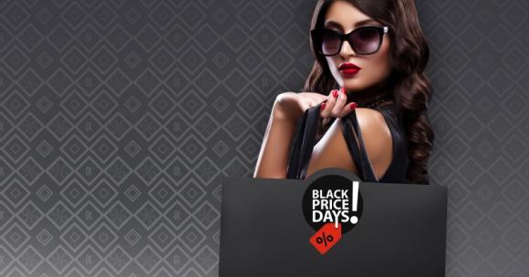 Black Price Days, czyli dni atrakcyjnych zniżek w Galerii Krakowskiej