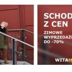 Ruszają zimowe wyprzedaże w Porcie Łódź