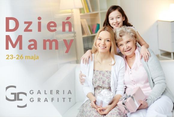 Dzień Matki z Galerią Grafitt