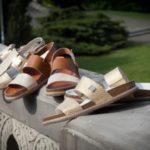 Wygodne buty na lato dla wrażliwych stóp
