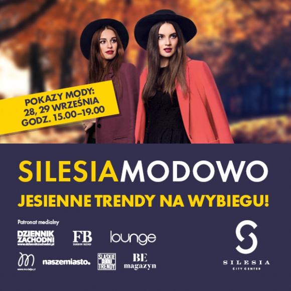Inauguracja sezonu, czyli jesienne pokazy mody w Silesia City Center