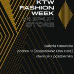 Rusza KTW Fashion Week Pop-up Store w Galerii Katowickiej