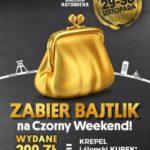 Nadchodzi Czorny Weekend w Galerii Katowickiej