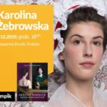 Karolina Żebrowska |Księgarnia Empik