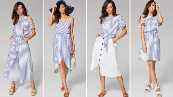 4 marynistyczne stylizacje, które musisz poznać Moda, LIFESTYLE - 4 marynistyczne stylizacje, które musisz poznać