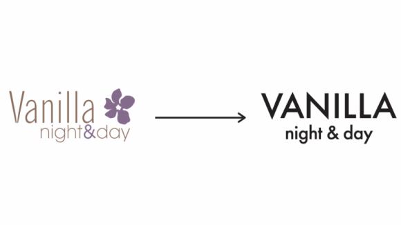 Vanilla night&day z nowym logo