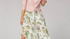 Ubrania z cupro i modalu na lato 2020