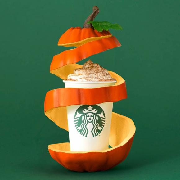 Premiera Pumpkin Spice Latte – kultowy napój od jutra w ofercie Starbucks!
