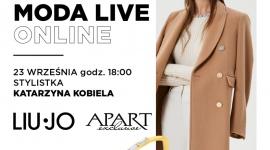 Gdynia: Liu Jo oraz Apart – spotkanie Moda Live Online w Galerii Klif
