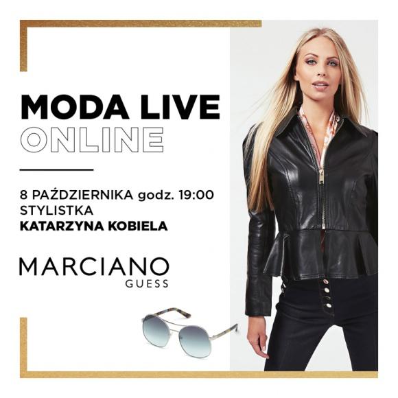 Moda Live Online w Galerii Klif w Gdyni – spotkanie w salonie Marciano Guess