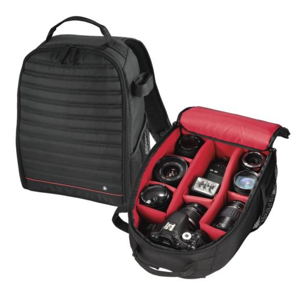 Cały sprzęt fotograficzny w jednym plecaku – HAMA Samara
