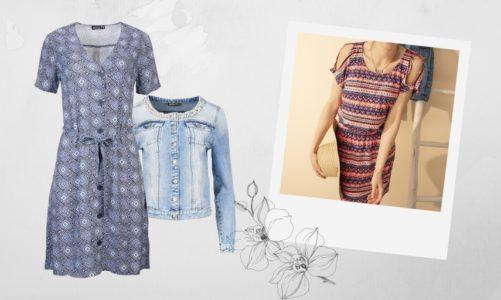 Letnie sukienki w powakacyjnych stylizacjach Cienkie, przewiewne, miłe w dotyku i niesamowicie wygodne